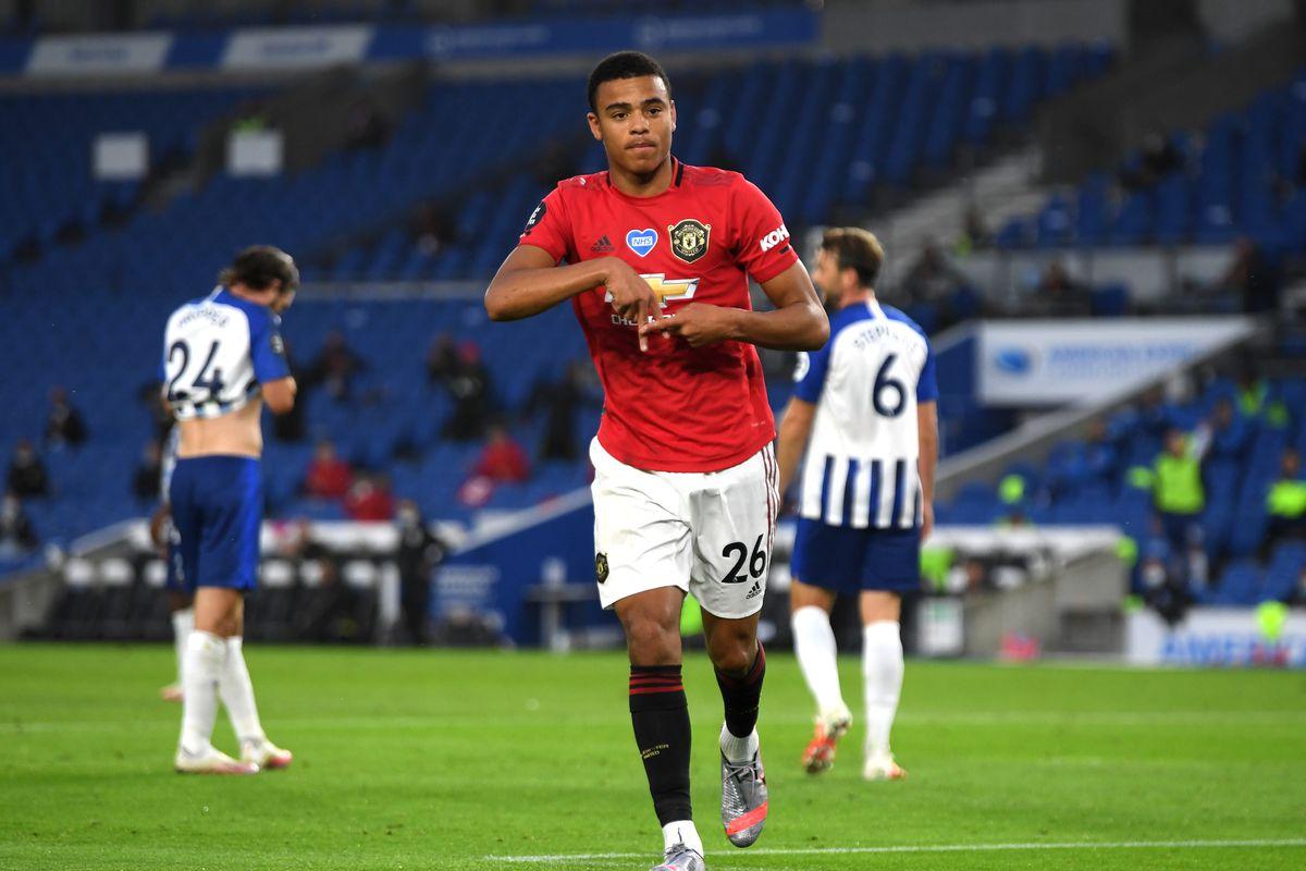 Mason Greenwood - Manchester United - Premier League