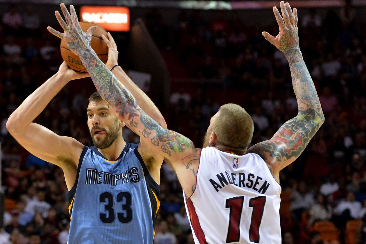 Marc Gasol and company must be able to overcome an underrated defensive team in the Miami Heat if they hope to leave South Beach victorious.