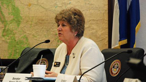 Sen. Nancy Todd, D-Aurora