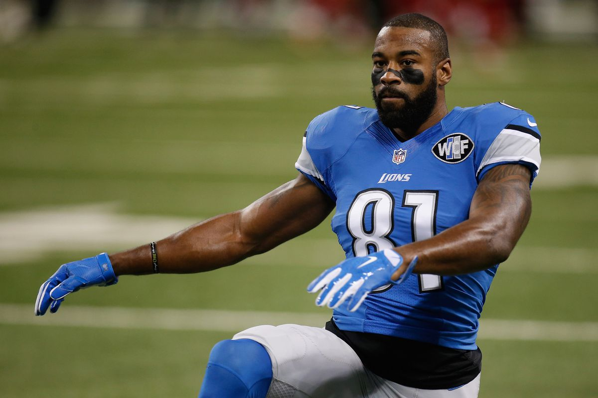 Calvin Johnson says he fell victim to the same Lions  futility that claimed Barry  Sanders 4e7643c16