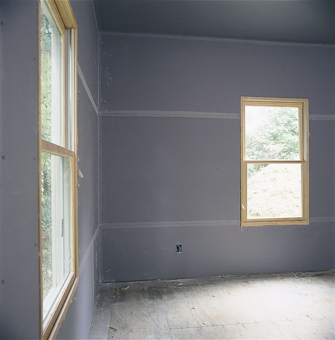 Finished Drywall