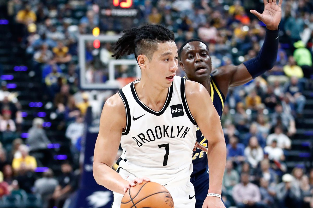 hot sale online 8f54d 89973 Jeremy Lin Pays Up On Marquette/Harvard Bet With Steve Novak ...