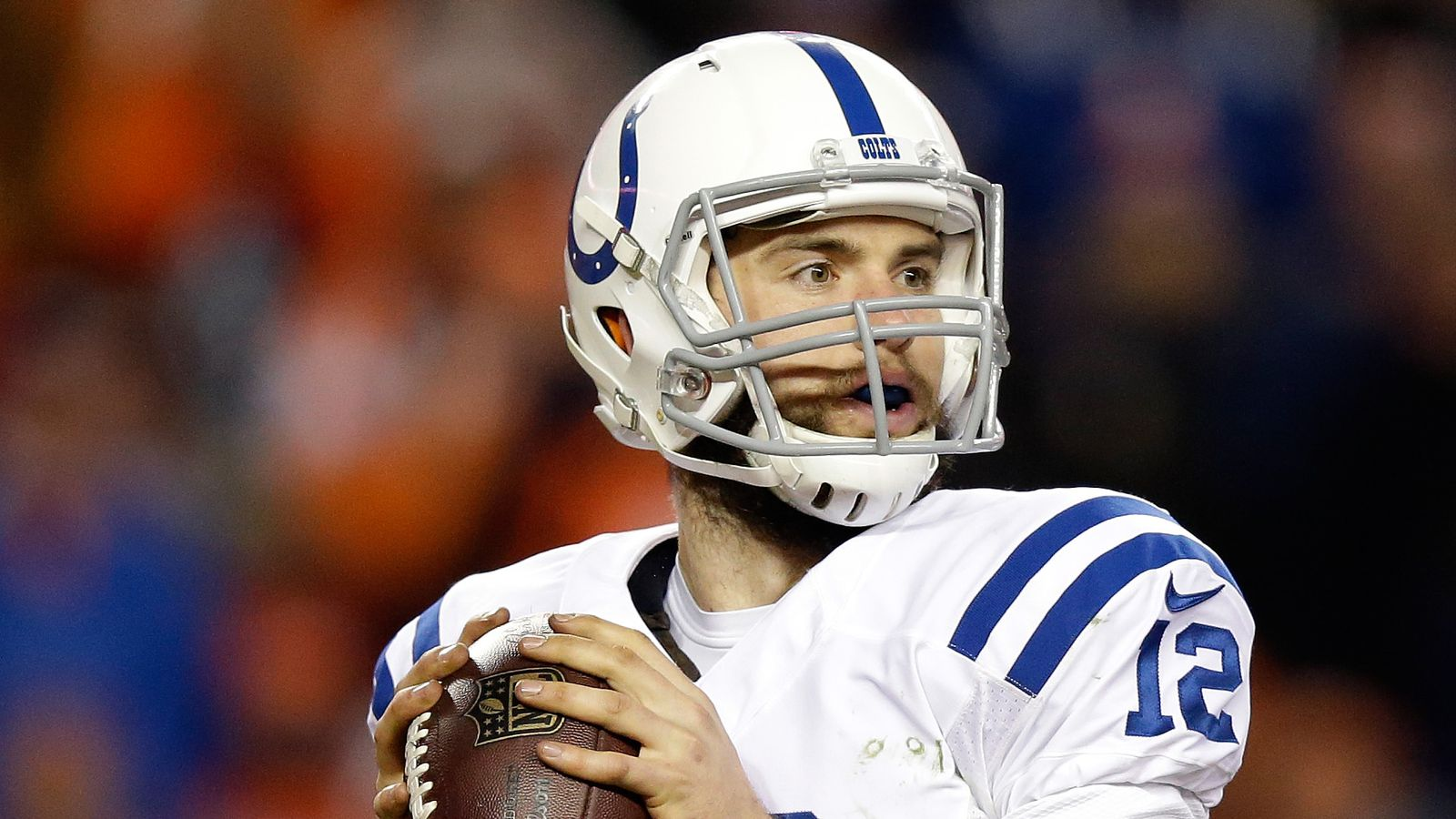 2015 Nfl Playoffs Final Score Colts Beat Broncos 24 13 To