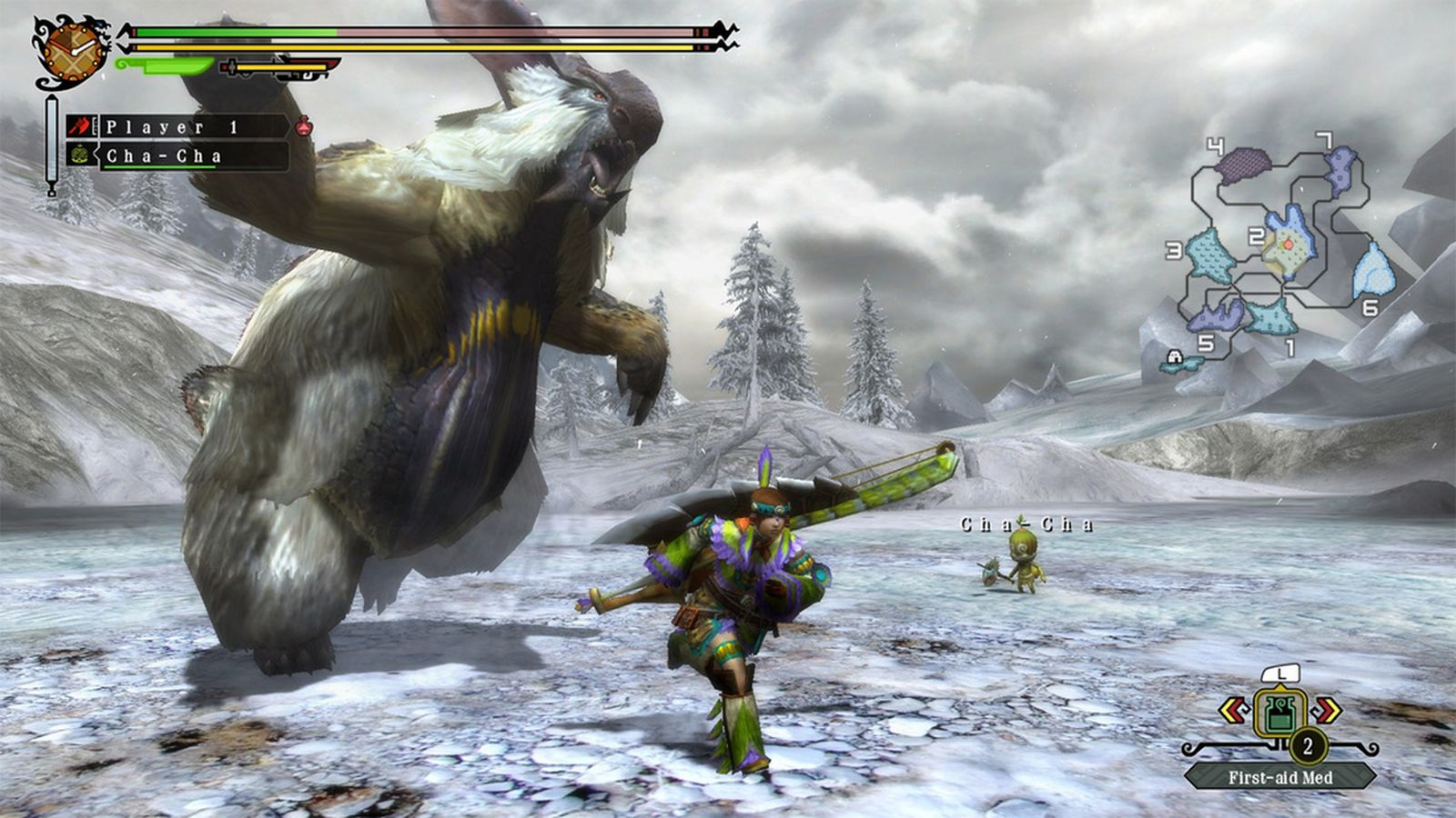 Monster Hunter 3 Ultimate Demos Released For Wii U And Nintendo