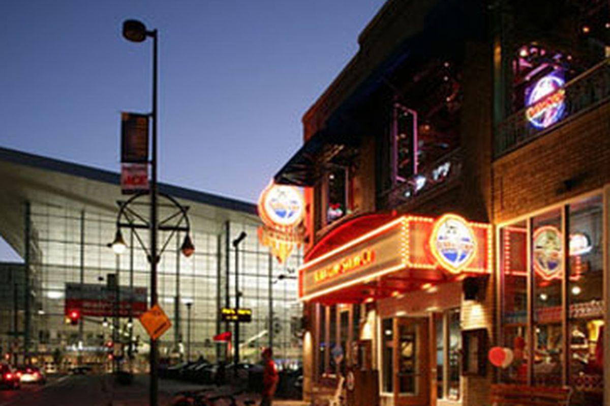 Bubba Gump Downtown Denver