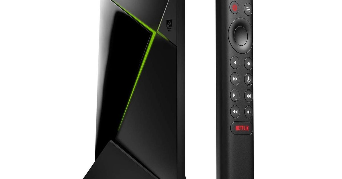 Nvidia Shield TV Pro leaked on Amazon with Dolby Vision and faster chip