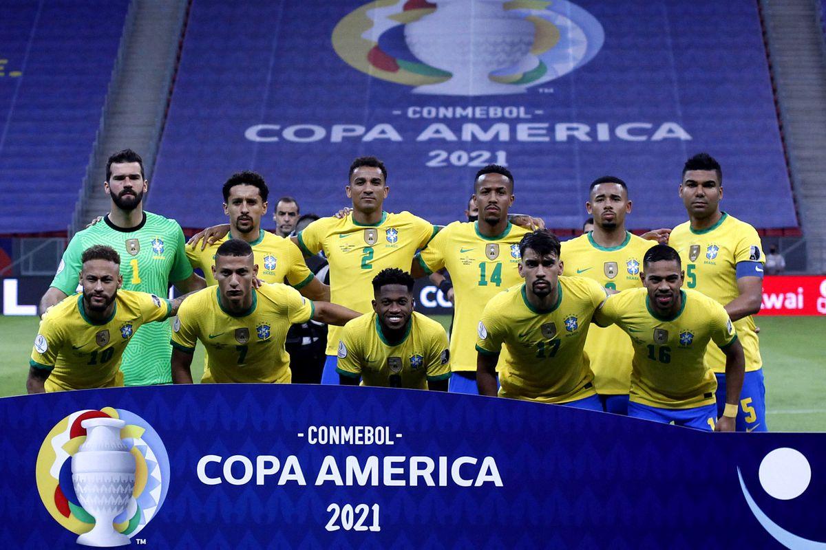 Brazil v Venezuela: Group B - Copa America Brazil 2021