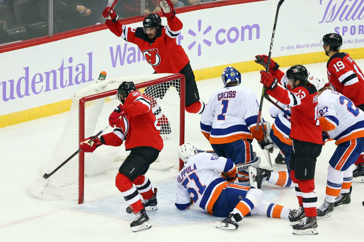 Game Preview  The New Jersey Devils at the New York Islanders - All ... 17305b21a
