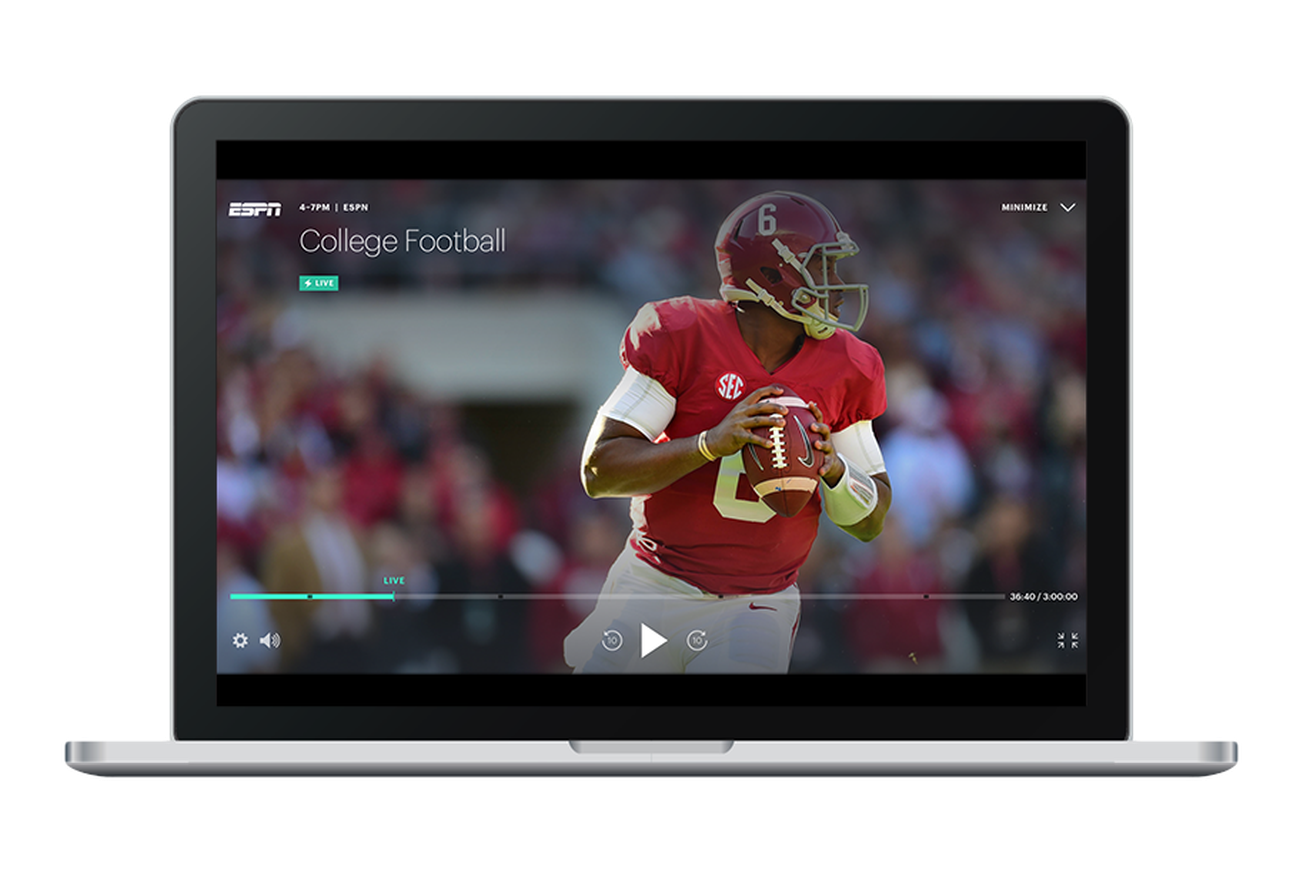 hulu s live tv service now supports web browsers on pc and mac