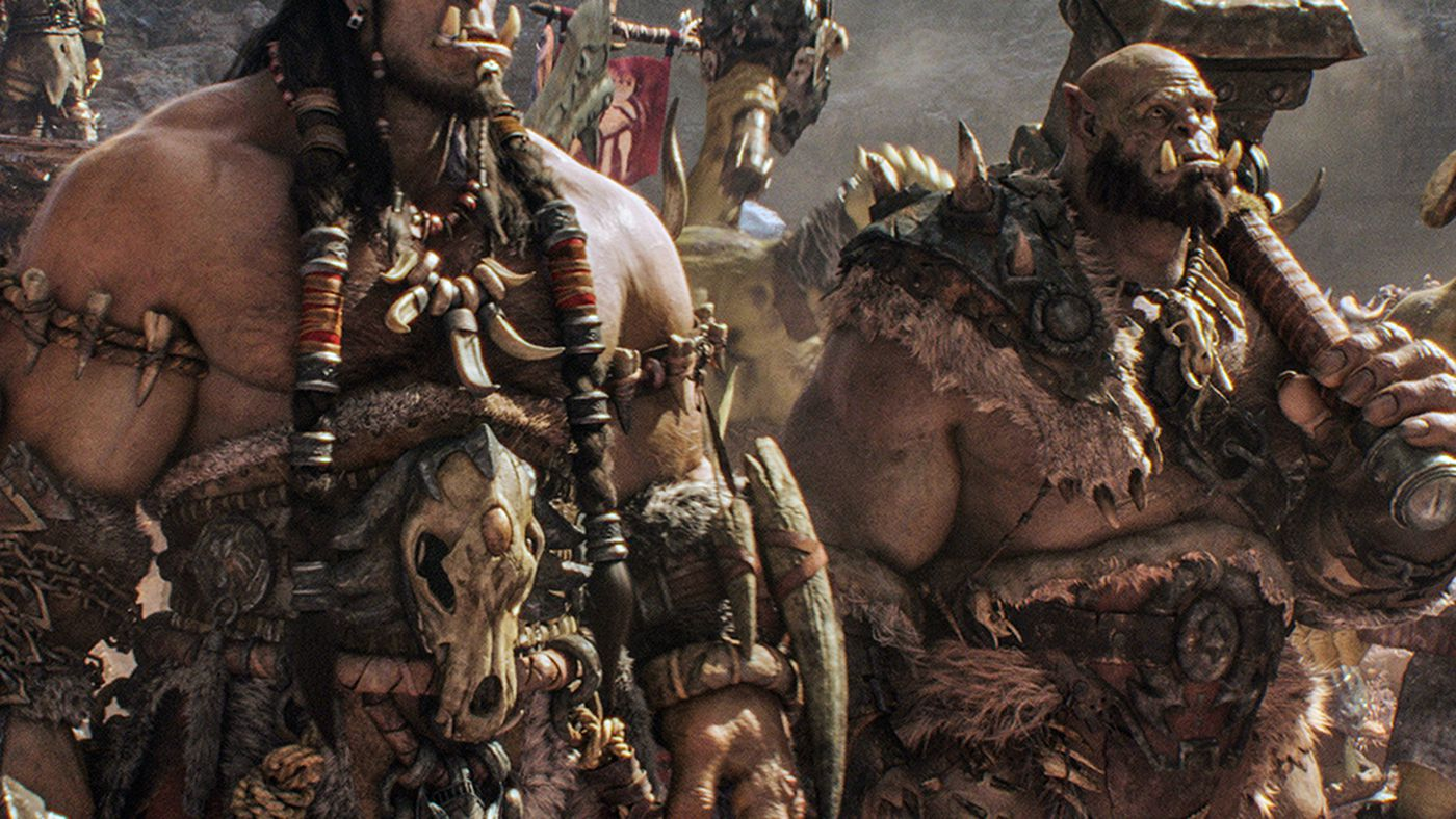 Warcraft The Movie Games And World Behind Them Explained Vox