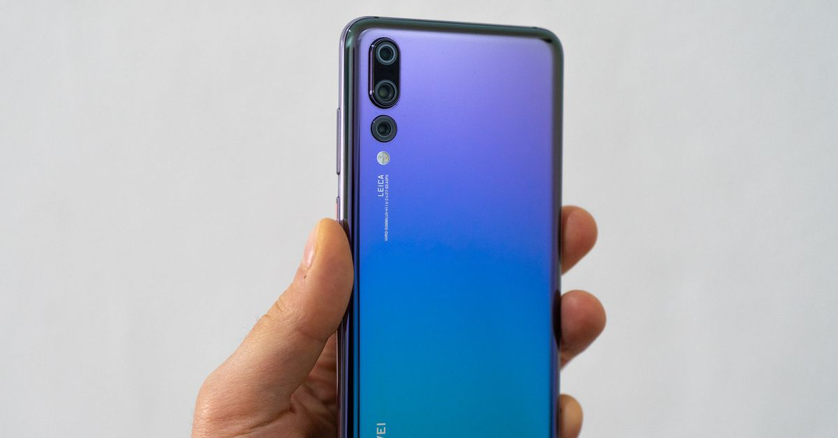 Huawei P20 review: Style and Substance