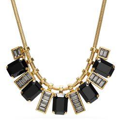 """<a href=""""http://f.curbed.cc/f/Coach_SP_110713_rhinestone"""">Short Rhinestone Necklace</a>, $178"""