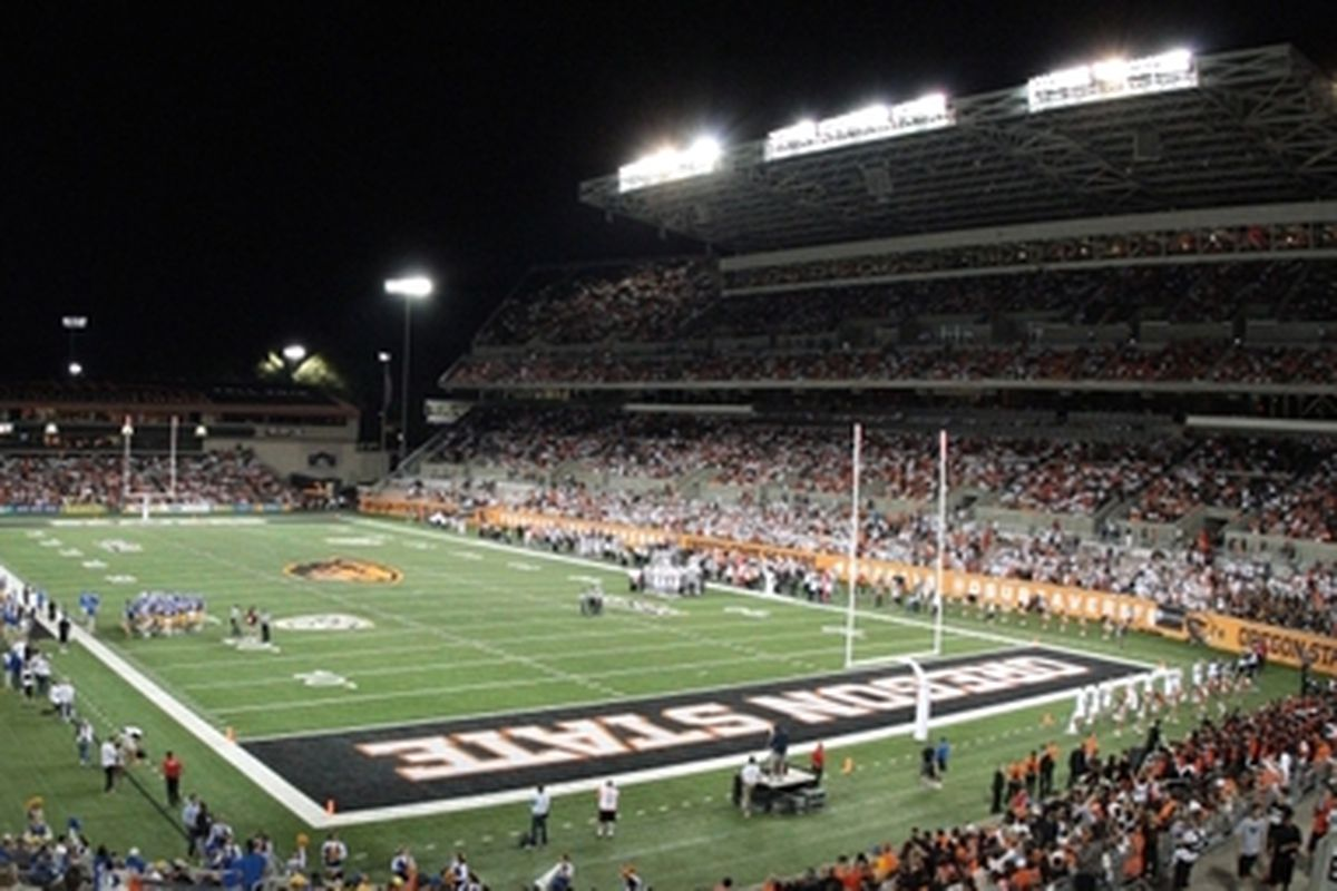 Oregon State fans are familiar with night games, but there will be a little less #Pac-12[Long]AfterDark this fall.