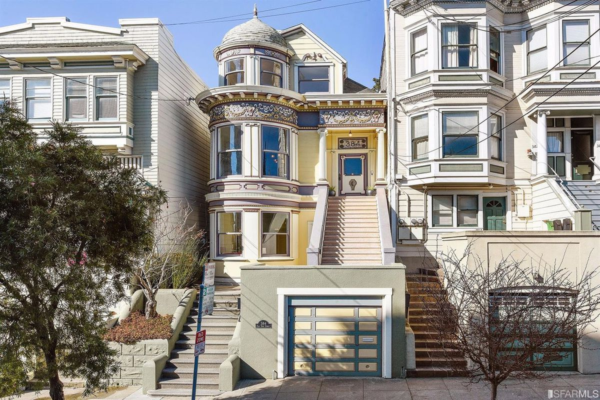 Queen Anne Victorian so gorgeous your Curbed SF editor should probably buy it.