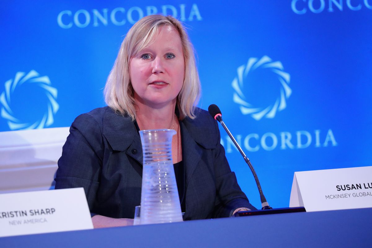 Susan Lund of McKinsey & Co.: U.S. lacks any national program to retrain people for the jobs of the future.