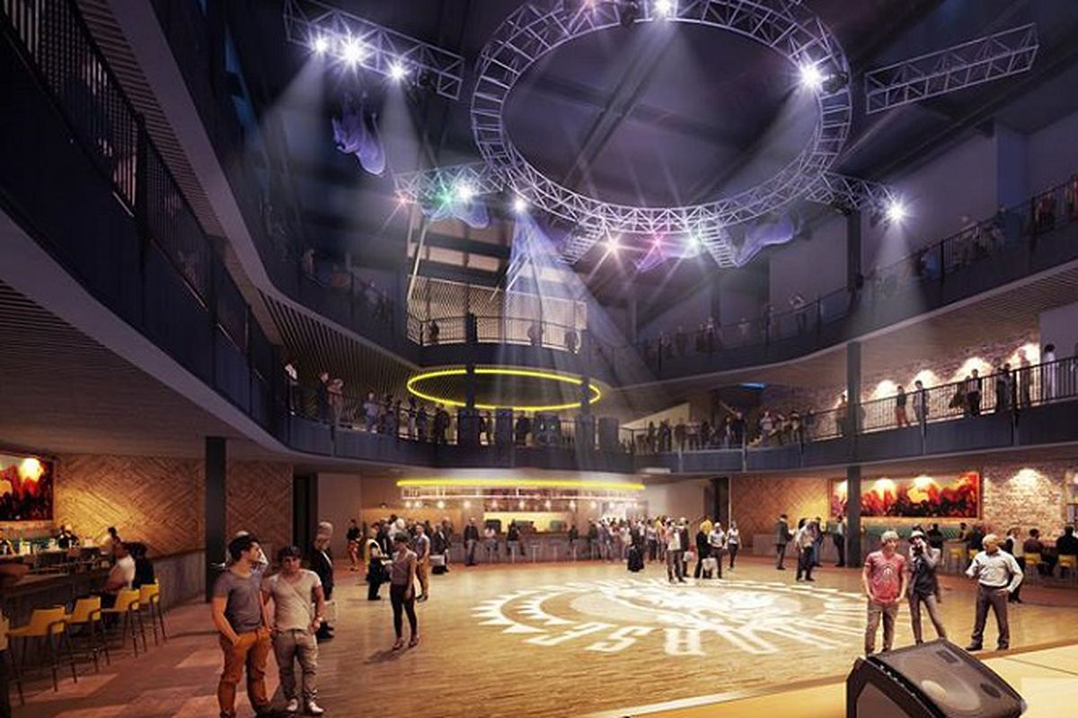 Wildhorse Saloon completed $8.6 million worth of renovations this week.