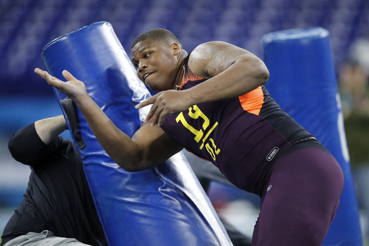 Nfl Combine 2019 Results 5 Winners 3 Losers From Dl Lb Drills