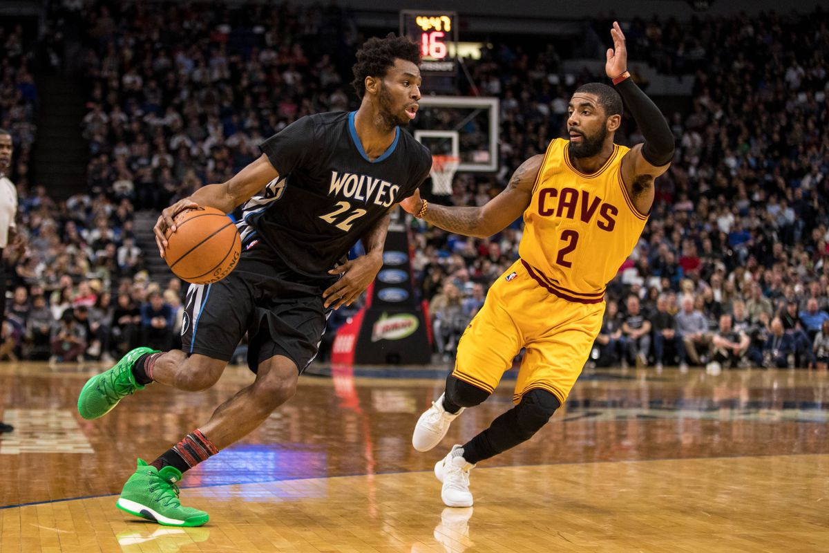 Podcast: Why a Kyrie Irving-Andrew Wiggins swap won't happen - Fear The  Sword