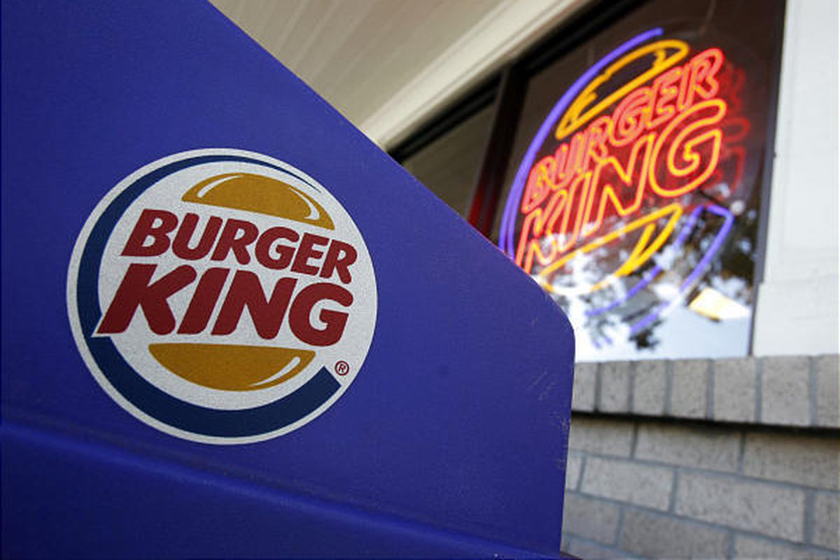 Burger King has been struggling to keep up with McDonald's in sales.