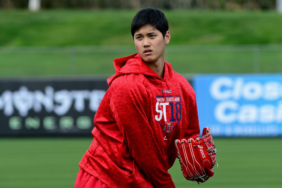 Angels See Shohei Ohtani's Impact Coming As Pitcher First
