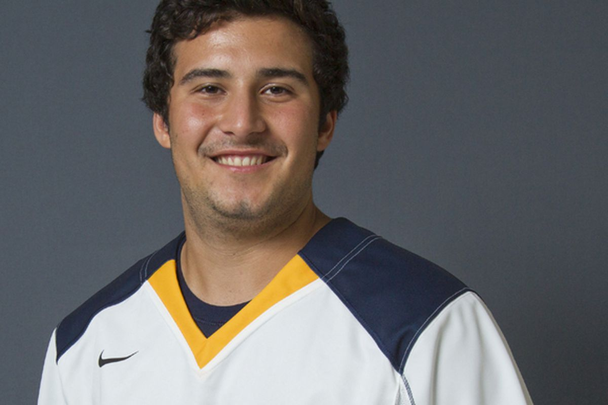 The lack of fall ball games means we have to rely on Jimmy Danaher's official headshot here.