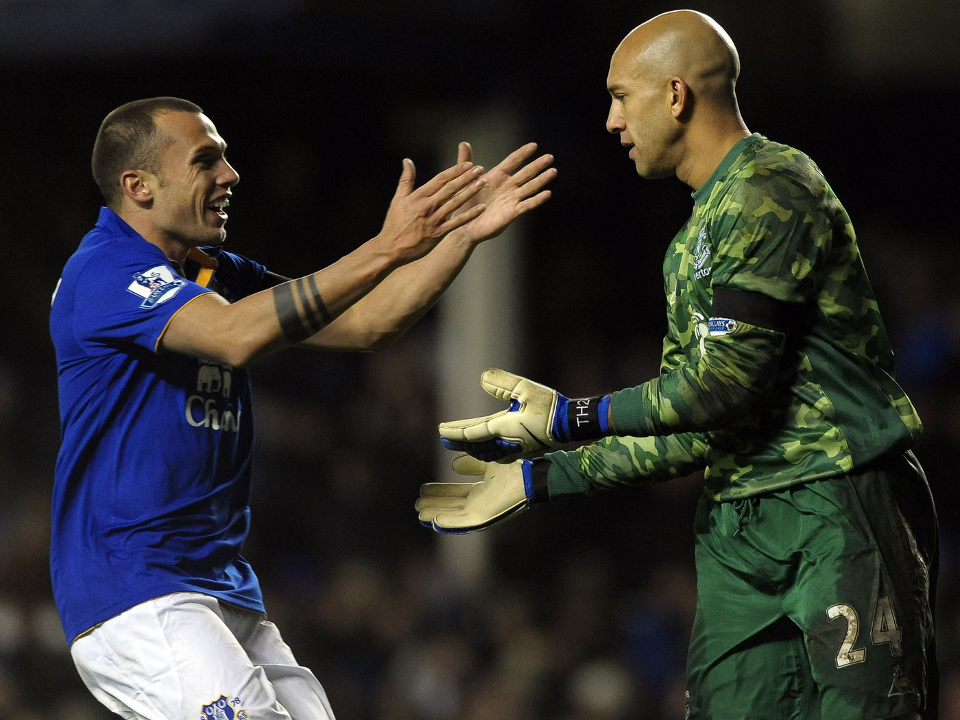 Black History Month: Tim Howard scores in windy fashion - Stars and Stripes  FC