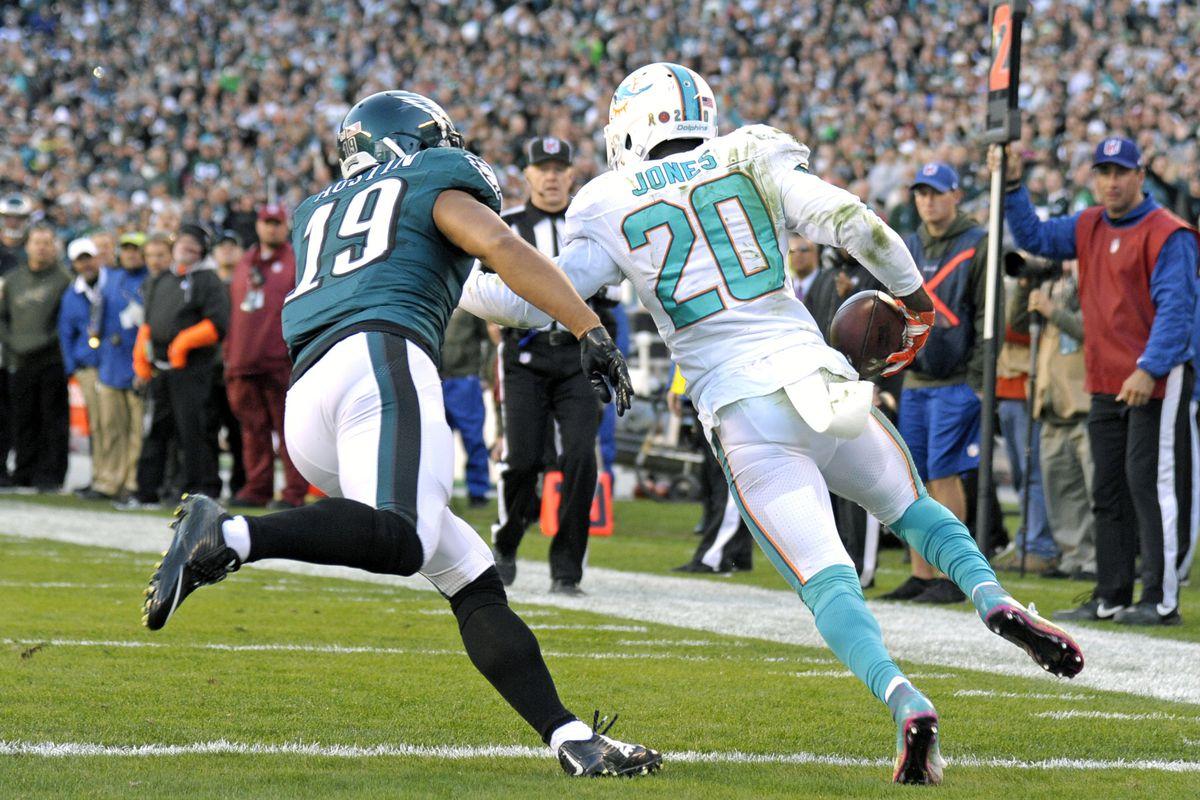 81d3a70b18d NFL Pro Bowl snubs: Reshad Jones left off Pro Bowl roster - The ...