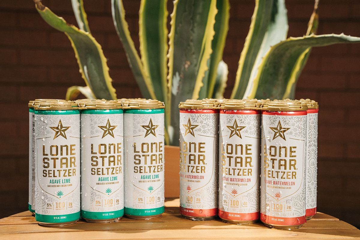 Lone Star Brewing's Lone Star Seltzer