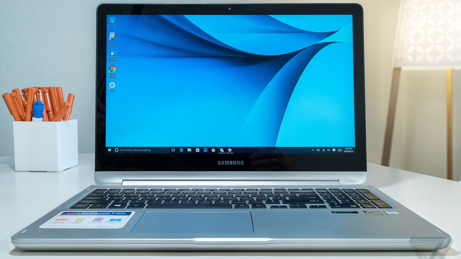 Samsung Notebook 7 Spin Review Pay For The Power Not For The