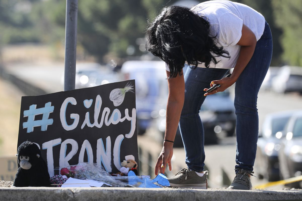 Three Dead And At Least 12 Wounded In Mass Shooting At Gilroy Garlic Festival In California