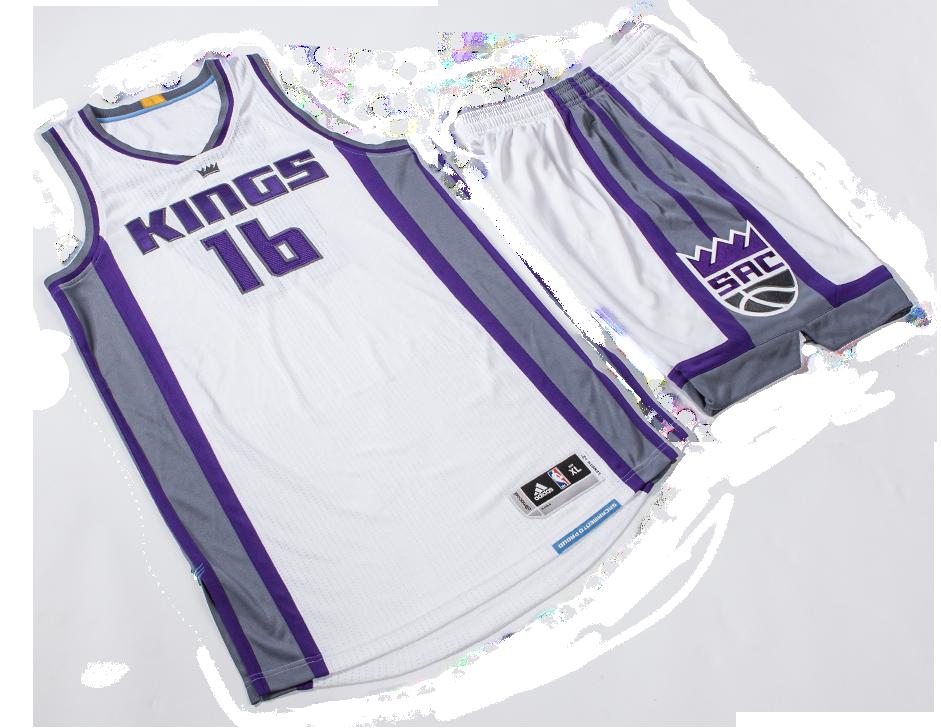 2016-2017 Sacramento Kings Uniform