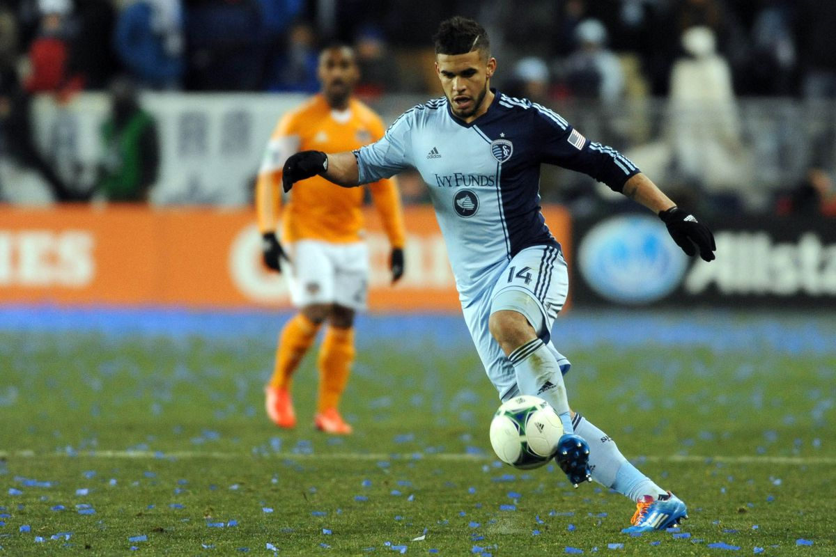 Dom Dwyer training or going on loan?