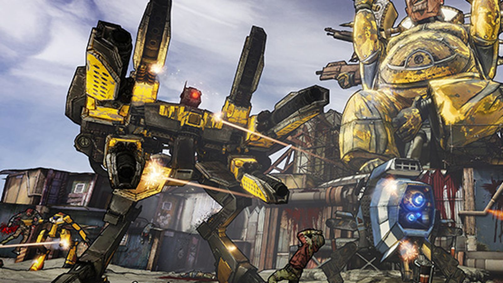 Borderlands 2 plagued by rank-resetting bug on all ... Borderlands 2 Review