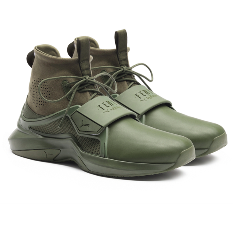 a9fbade81ca4 The Latest Fenty x Puma Trainers Will Take You to the Gym and Beyond ...