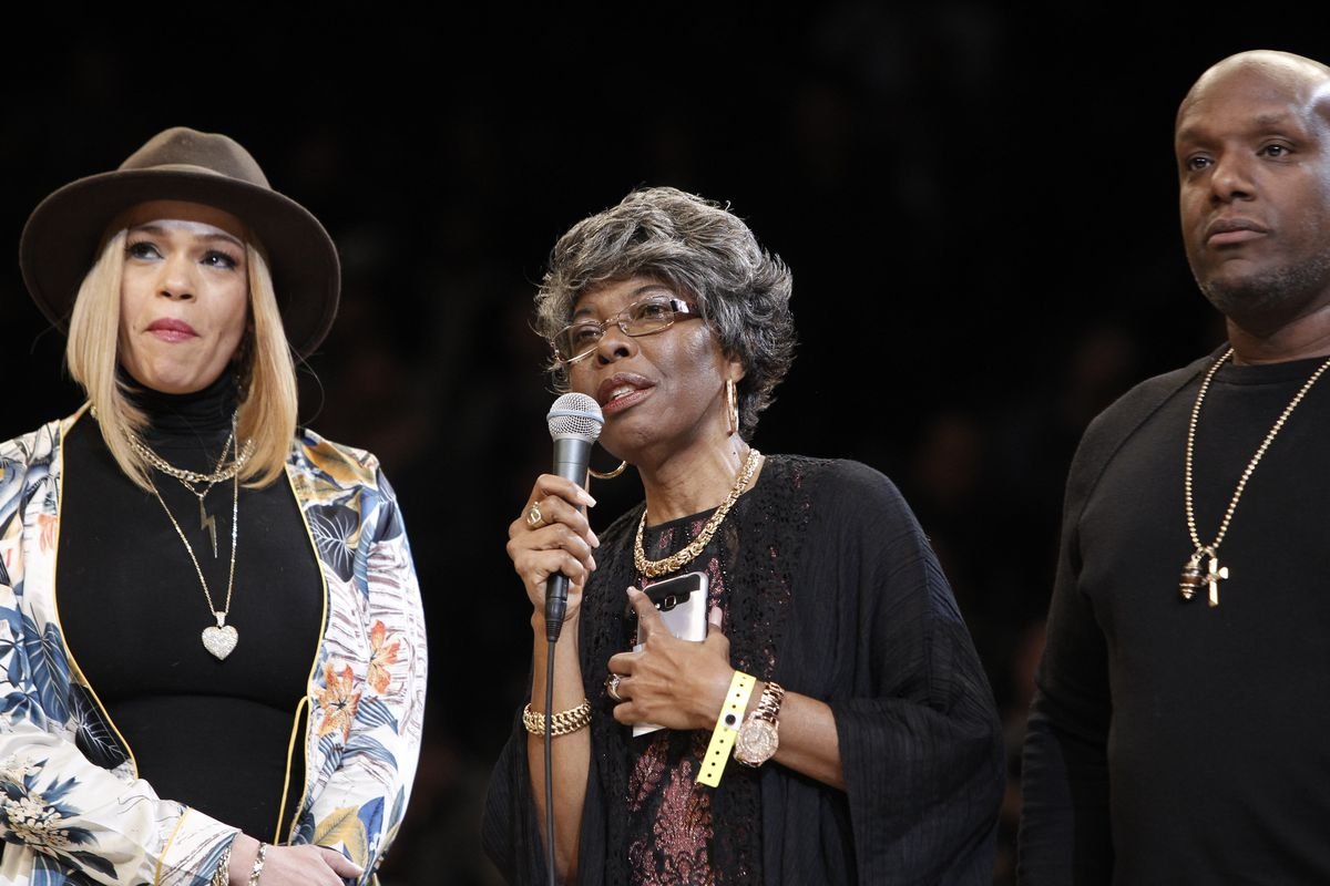 8888b75bb The Nets honored Biggie Smalls  unparalleled legacy in Brooklyn ...