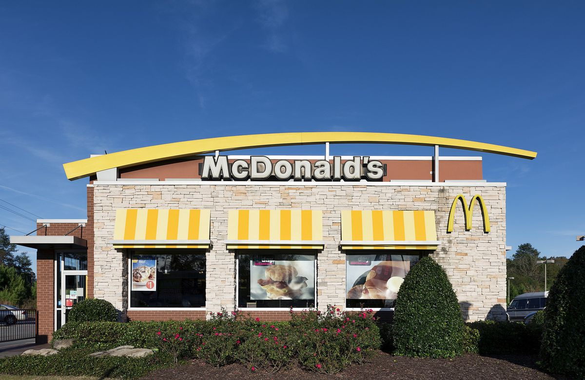 McDonald's restaurants through the years (GettyImages)