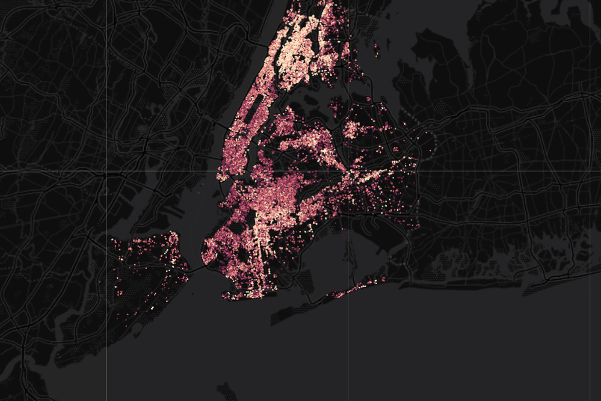 Next Up In Nyc Maps