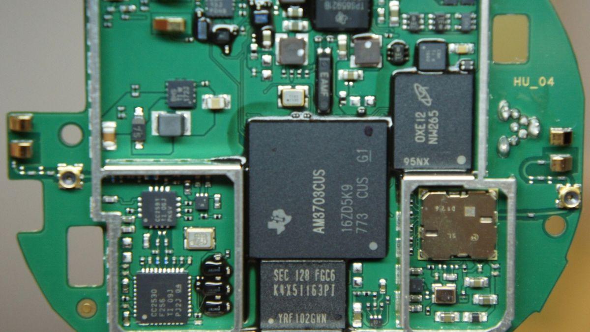 Nest motherboard