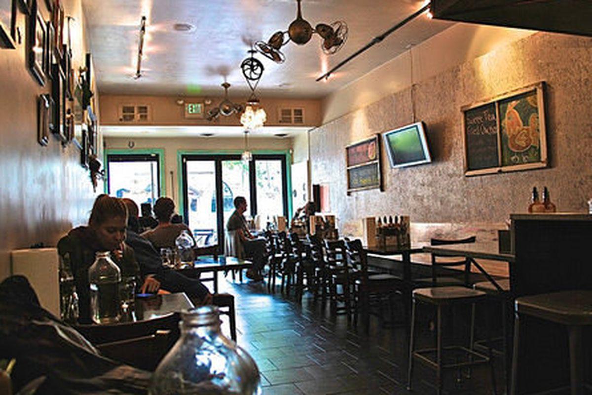 Cedar Hill Kitchen and Smokehouse, San Francisco
