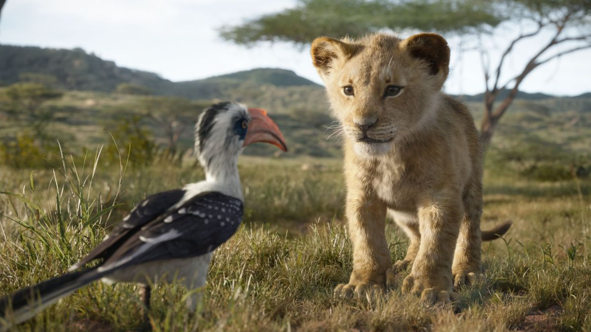 Review The Lion King Remake Doesn T Get The Disney Original At All Polygon