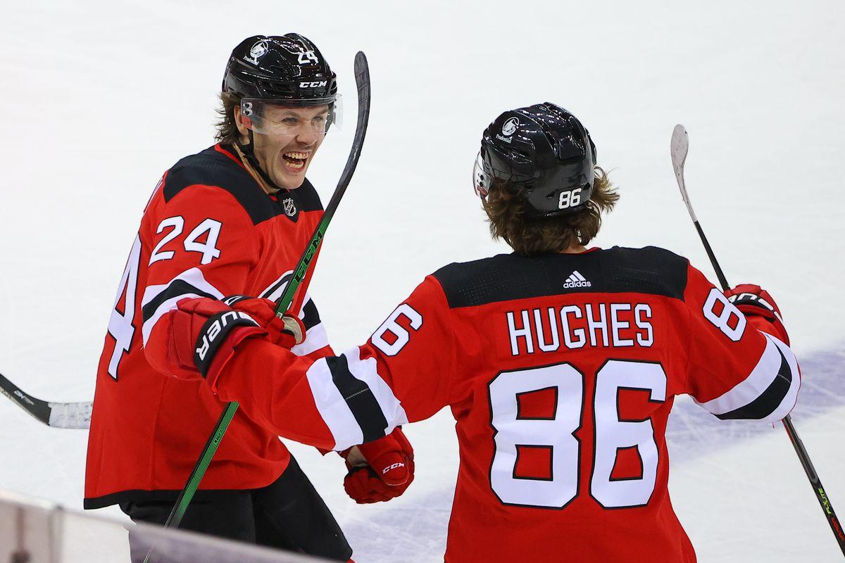 NHL: JAN 24 Islanders at Devils