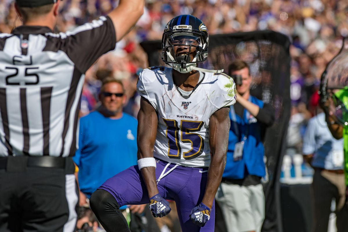 Analyzing the Ravens Week 2 snap count totals