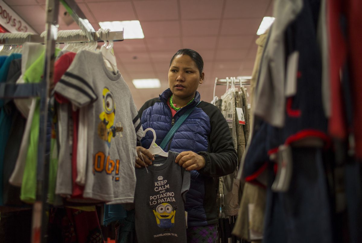 Parents Need More From Childrens Stores Racked Tendencies Kaos Lost Mom Navy M Photo Robert Nickelsberg Getty Images