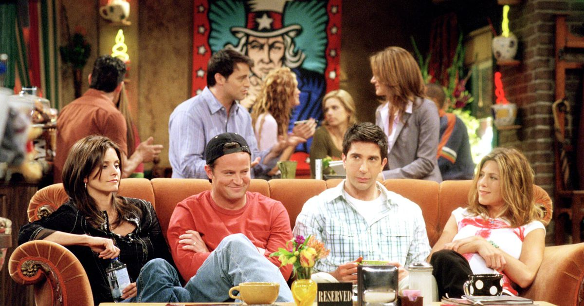 The Friends Reunion release date announced for HBO Max