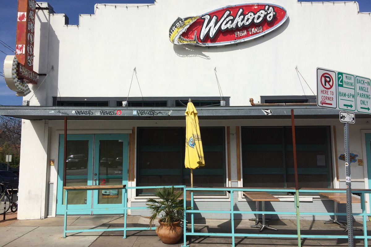 The former Wahoo's on South Congress