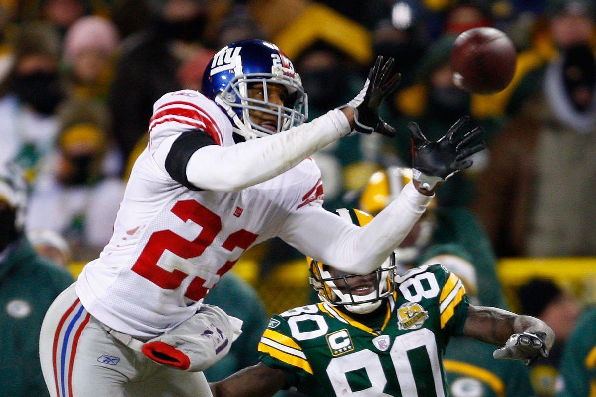 NFC Championship: New York Giants v Green Bay Packers