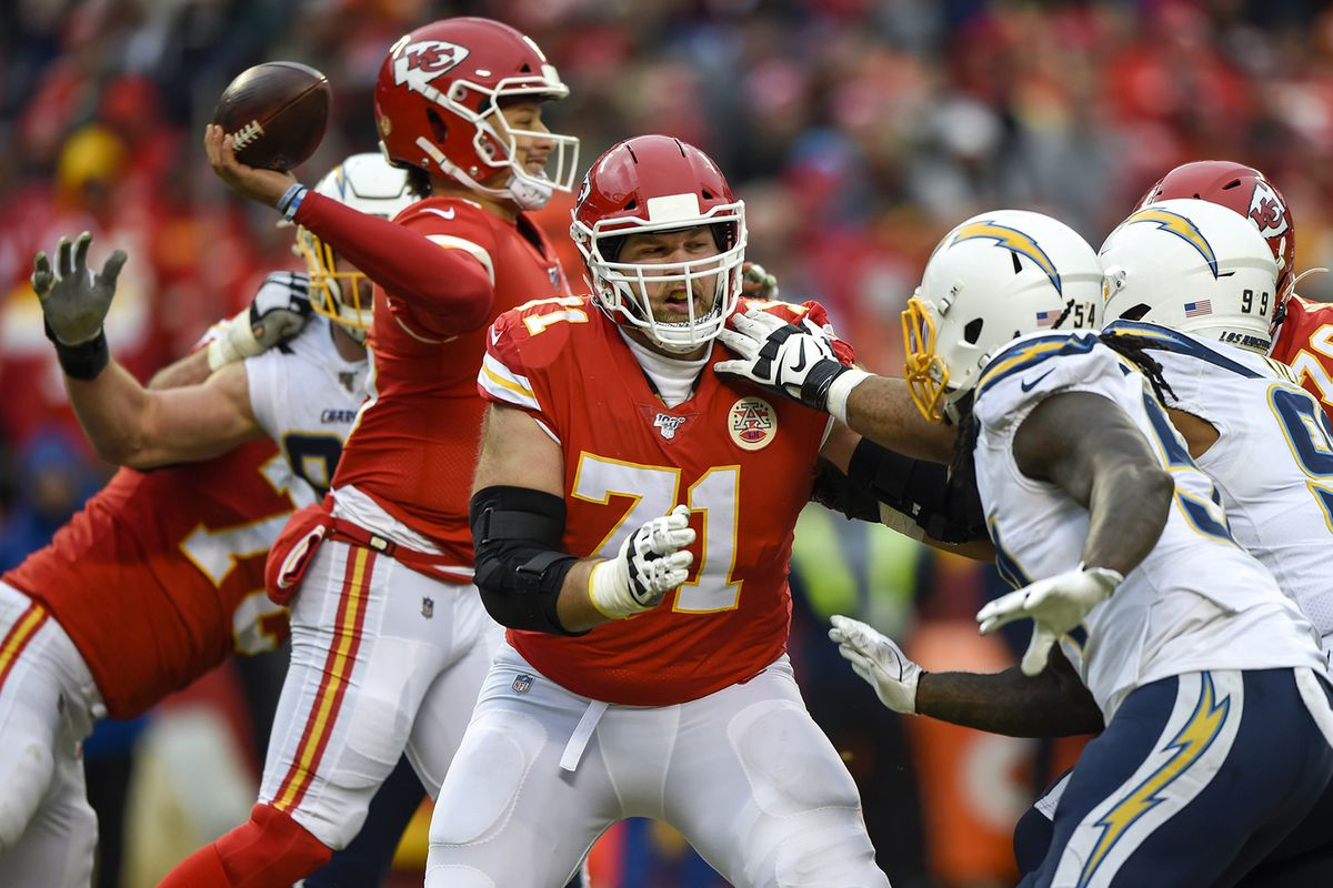 Vahe Gregorian: A Chiefs lineman's pandemic perspective, and why he expects the NFL will play in 2020