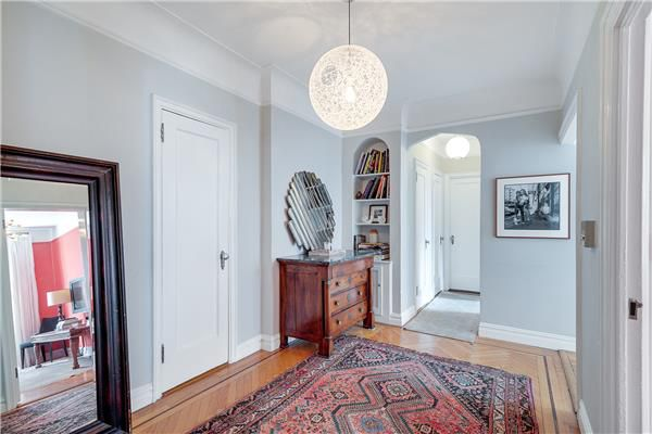 How much for a two bedroom inwood co op with art deco charm? curbed ny