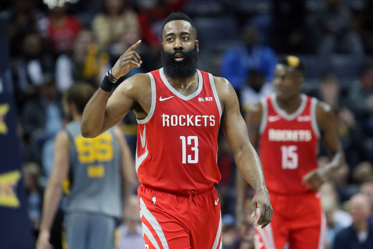 James Harden deserves to repeat as MVP - The Dream Shake