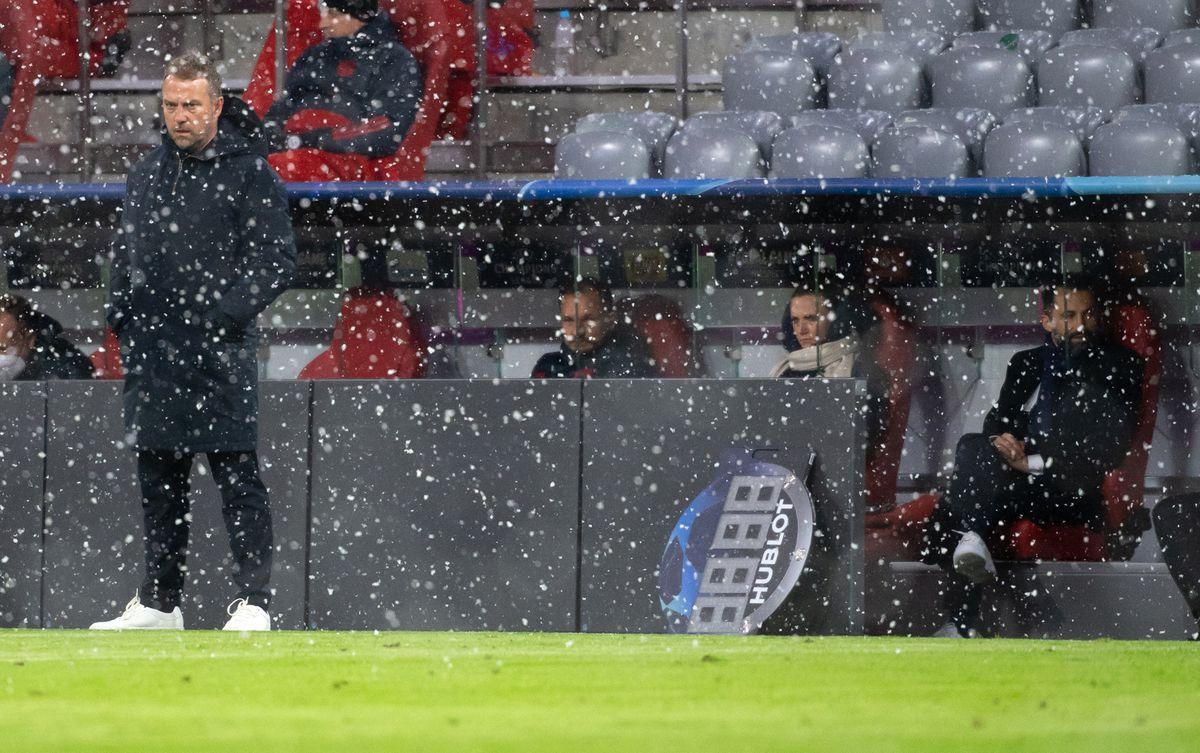 Bayern Munich - Paris Saint-Germain